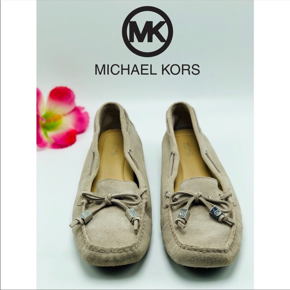 MICHAEL Michael Kors Shoes - Michael Michael Kors-Sutton Suede leather Moccasin